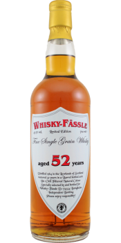 Fine Single Grain Whisky 1964 W-F