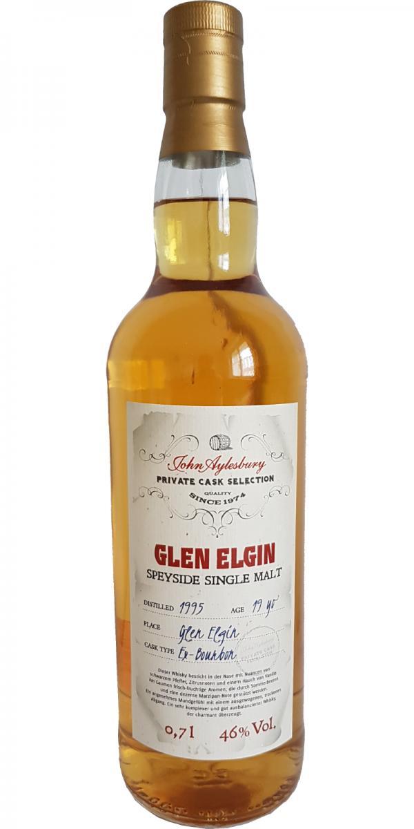 Glen Elgin 1995 JAy
