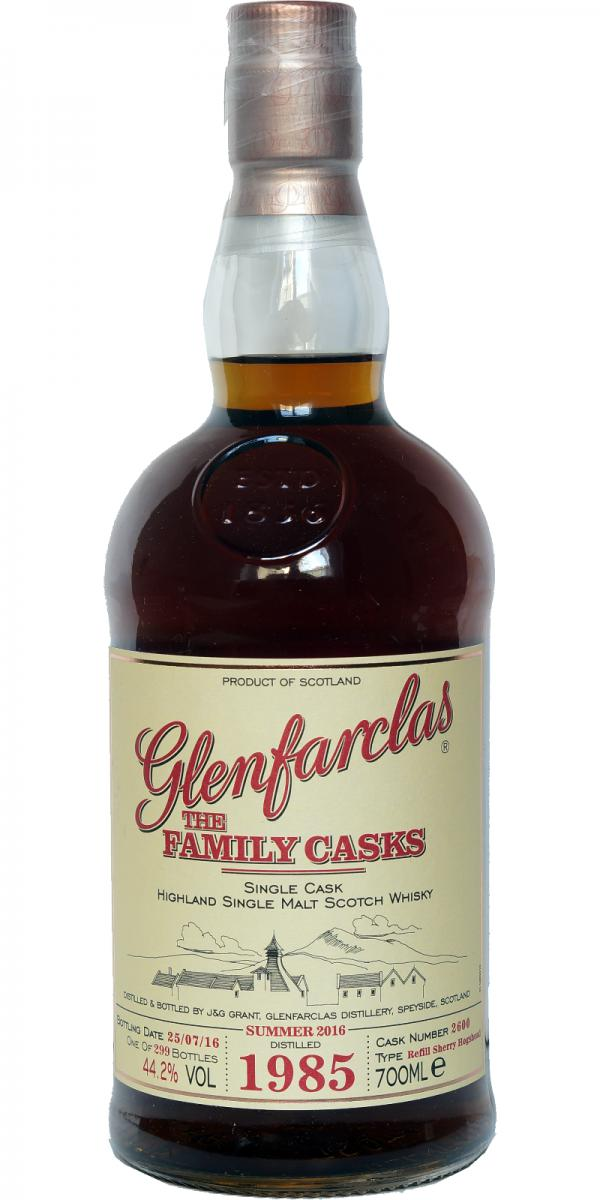 Glenfarclas 1985