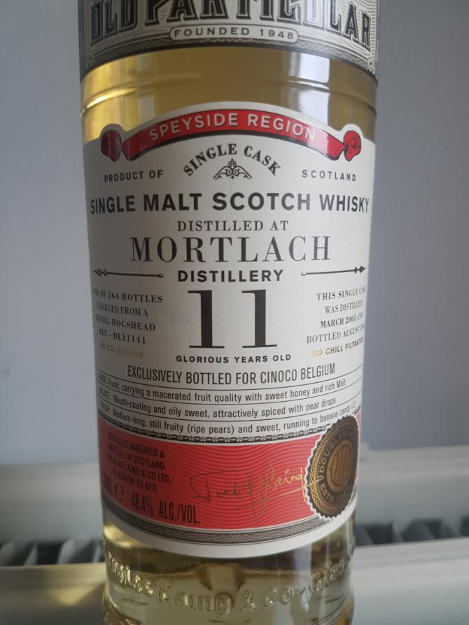 Mortlach 2005 DL