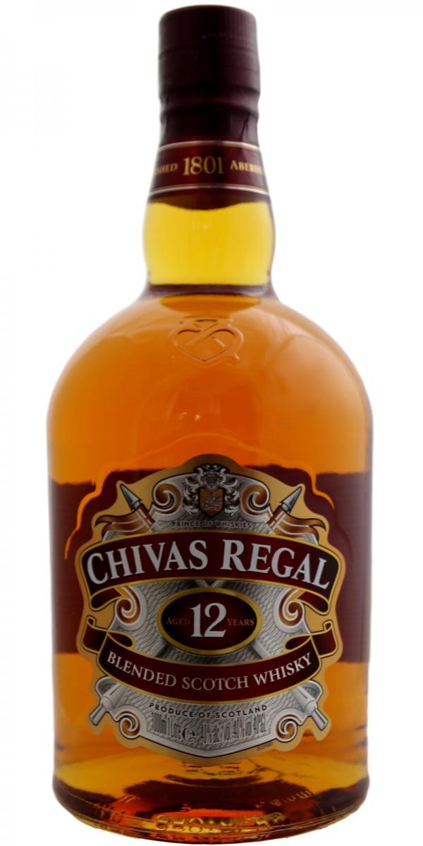 Chivas Regal 12 year-old