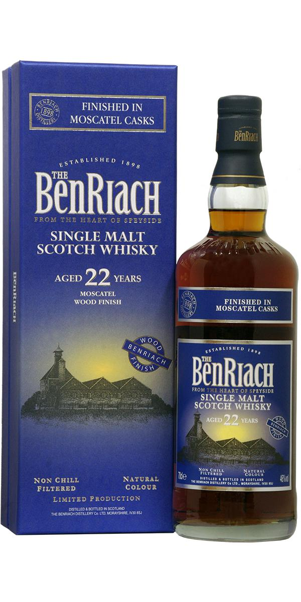 BenRiach 22-year-old