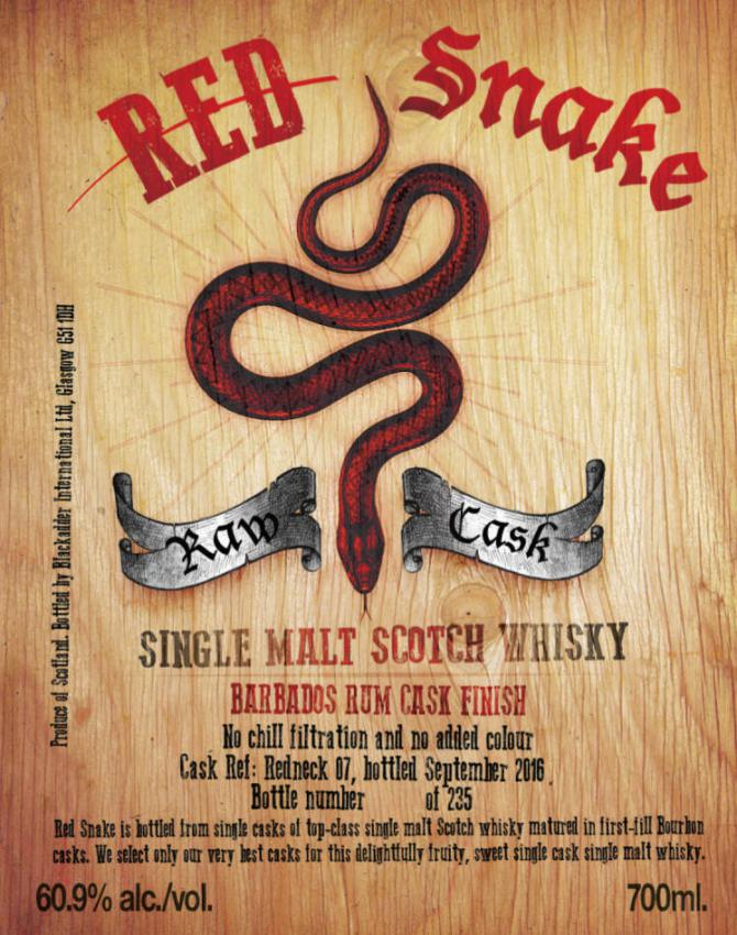 Red Snake NAS BA