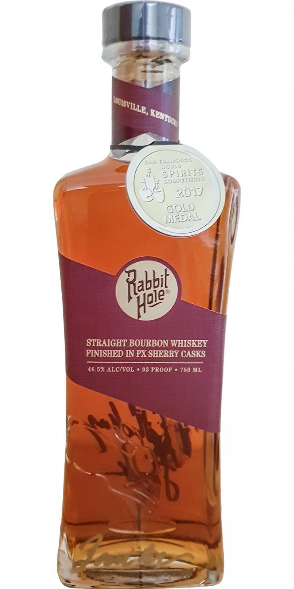 Rabbit Hole Straight Bourbon Whiskey