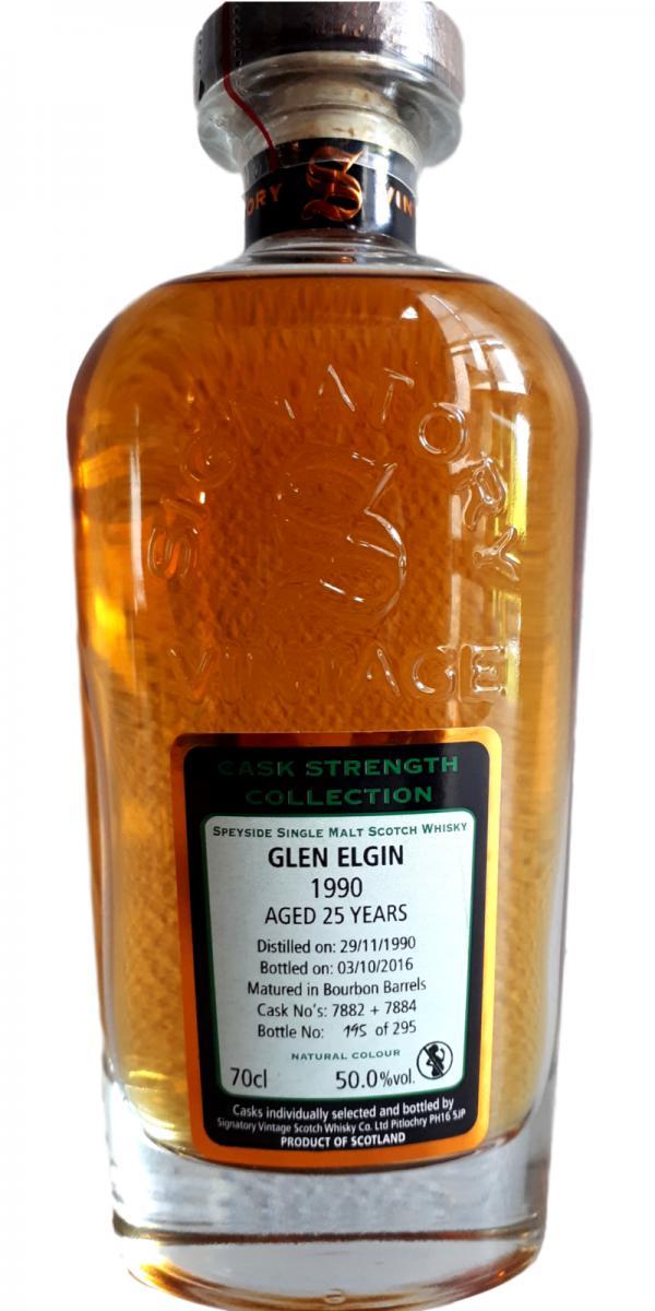 Glen Elgin 1990 SV