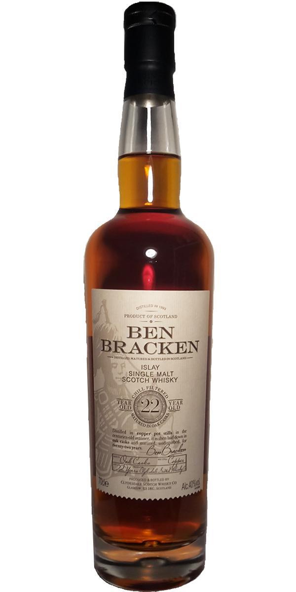 Ben Bracken 1993 Cd