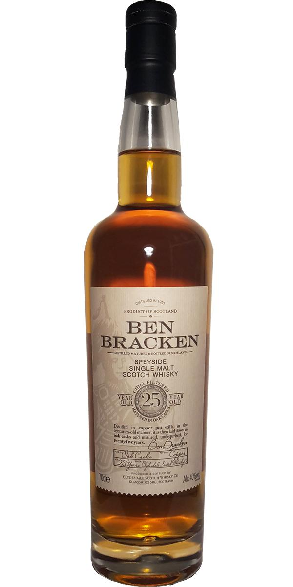 Ben Bracken 1991 Cd