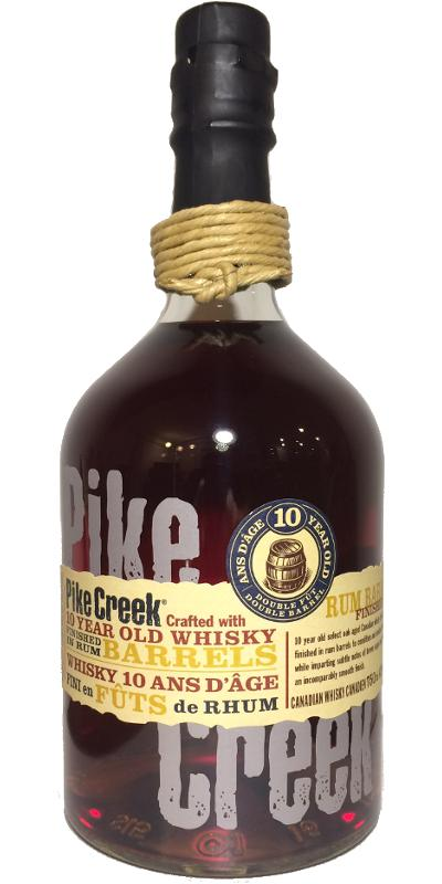Pike Creek 10-year-old