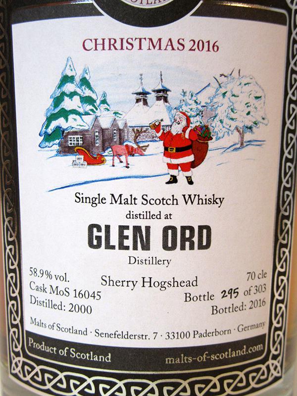 Glen Ord 2000 MoS