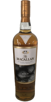 Macallan Gold Limited Edition - Gift Pack
