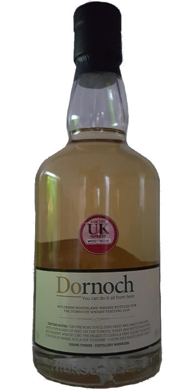 Wolfburn Dornoch Whisky Festival