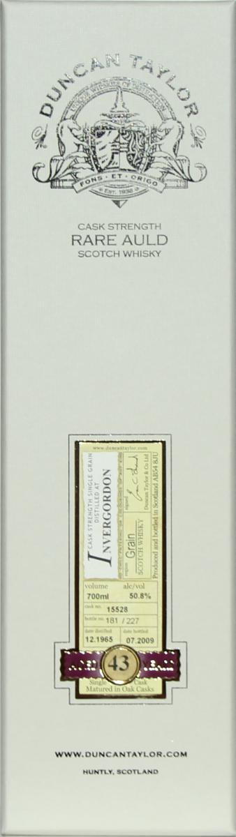 Invergordon 1965 DT