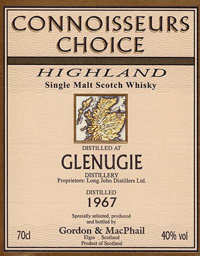 Glenugie 1967 GM