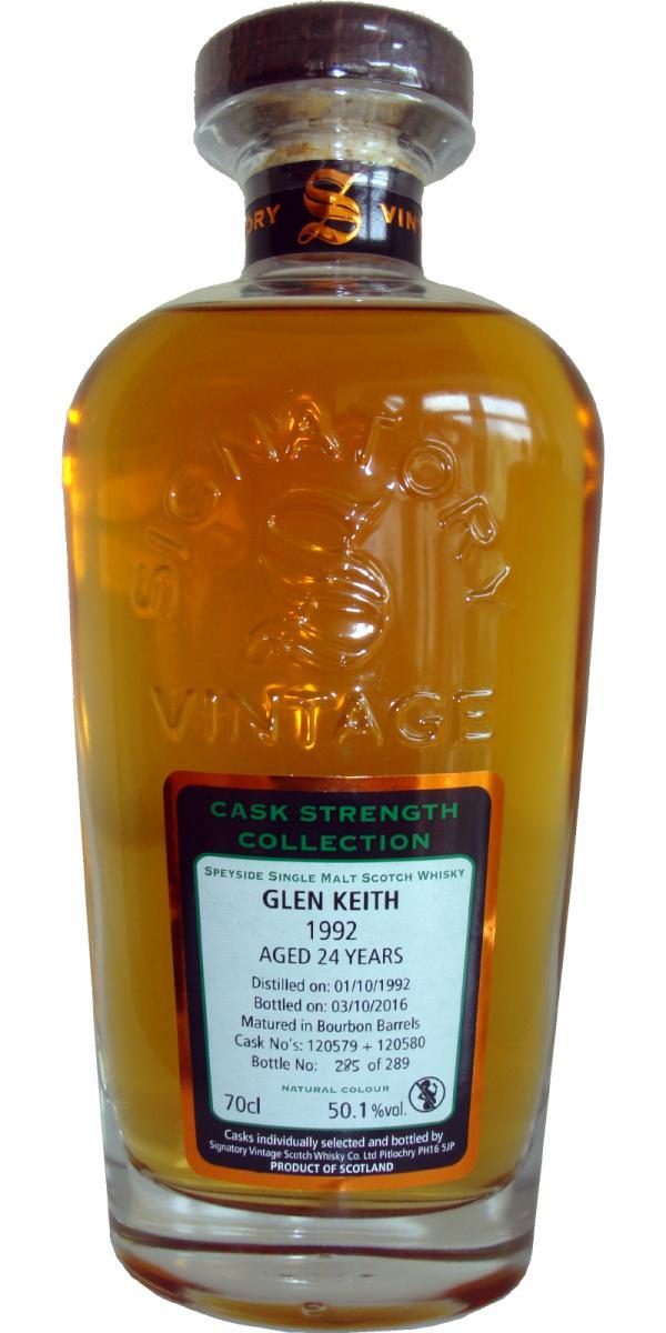 Glen Keith 1992 SV