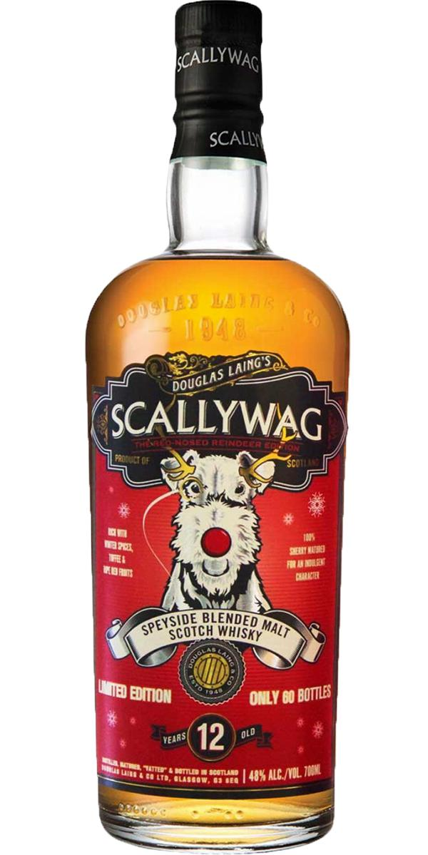 Scallywag The Red-Nosed Reindeer Edition DL