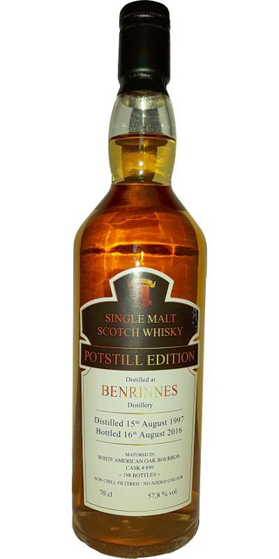 Benrinnes 1997 Ps