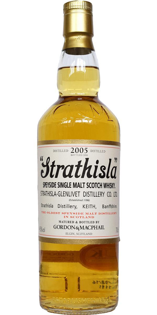 Strathisla 2005 GM