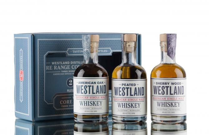 Westland Peated - Core Range Collection Gift Set