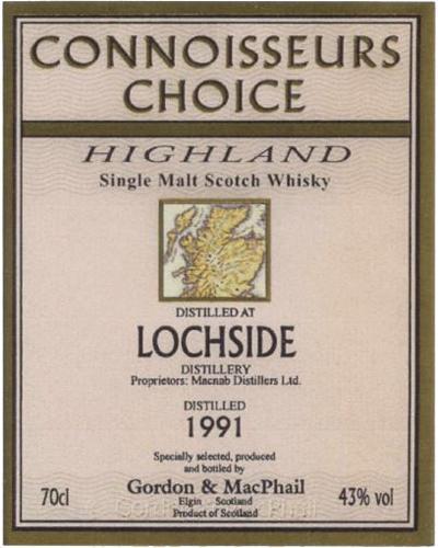 Lochside 1991 GM