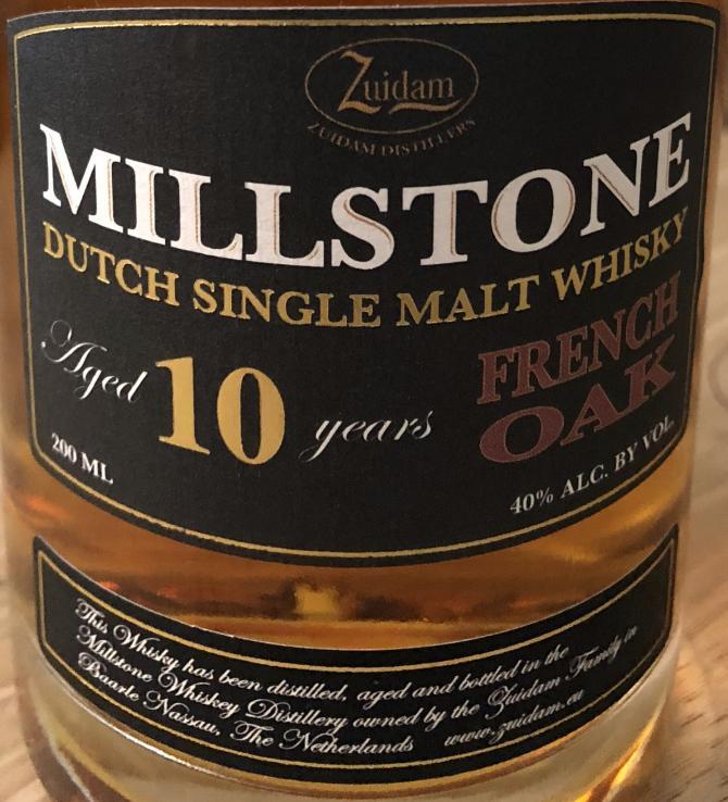 Millstone 10-year-old