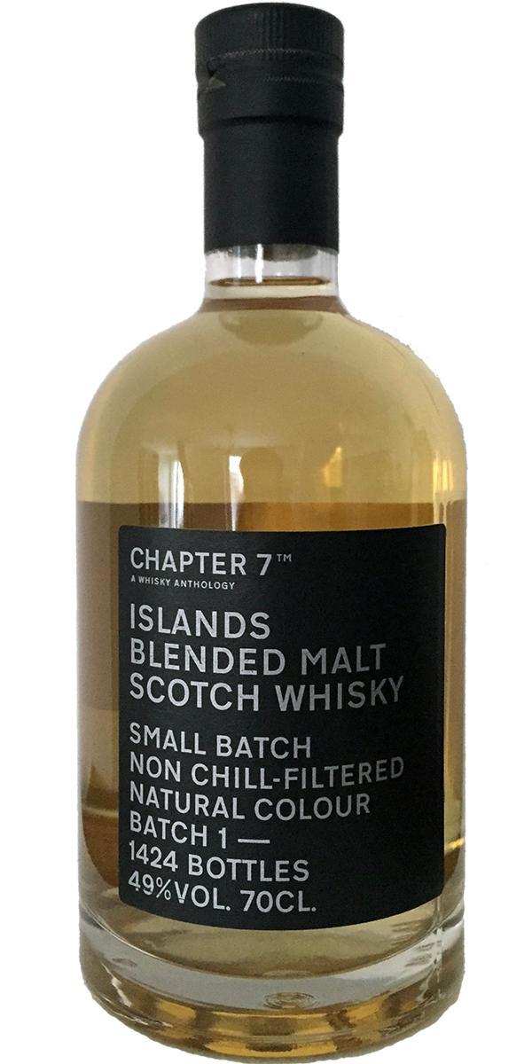 Island Blended Malt Ch7