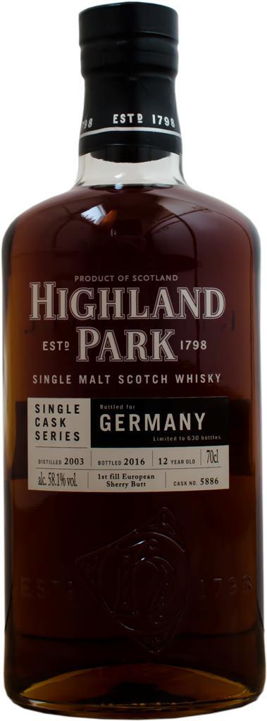 Highland Park 2003