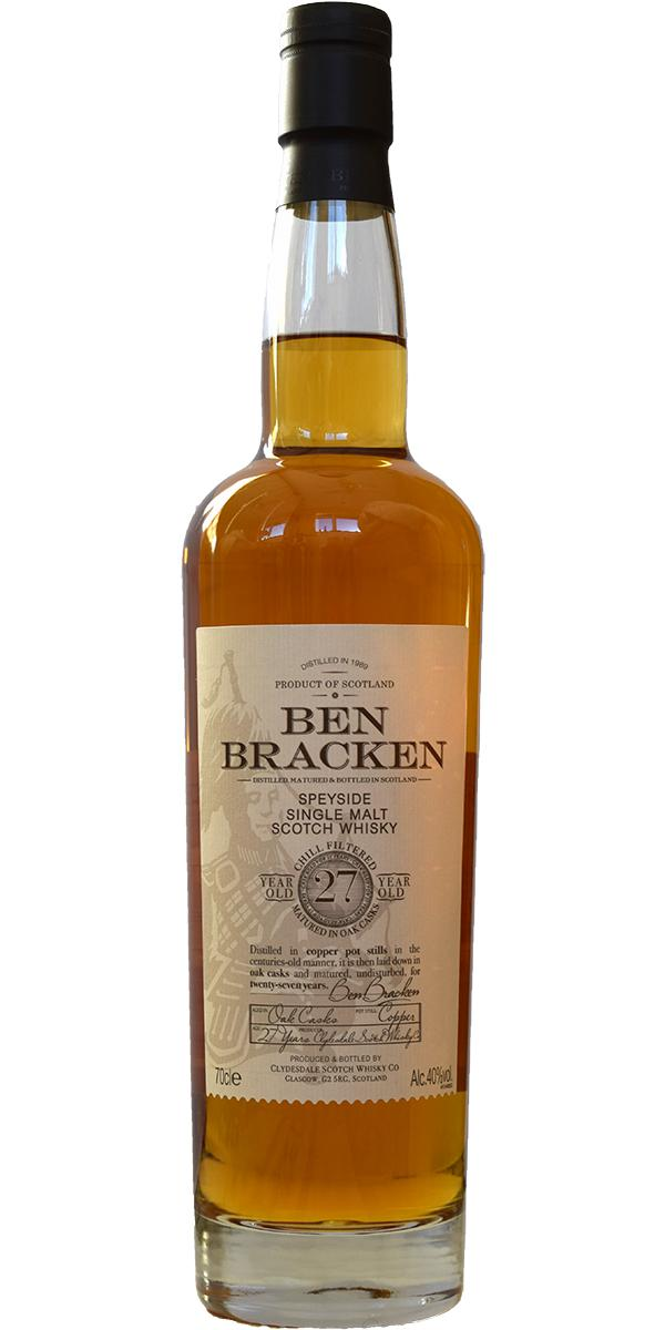 Ben Bracken 1989 Cd
