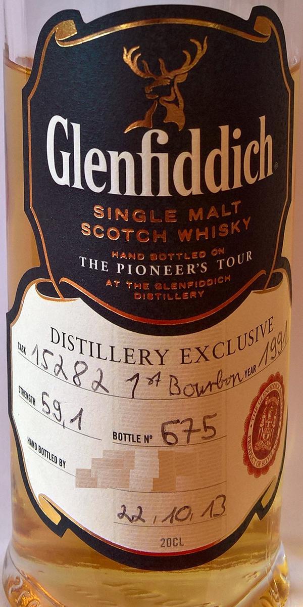 Glenfiddich 1991