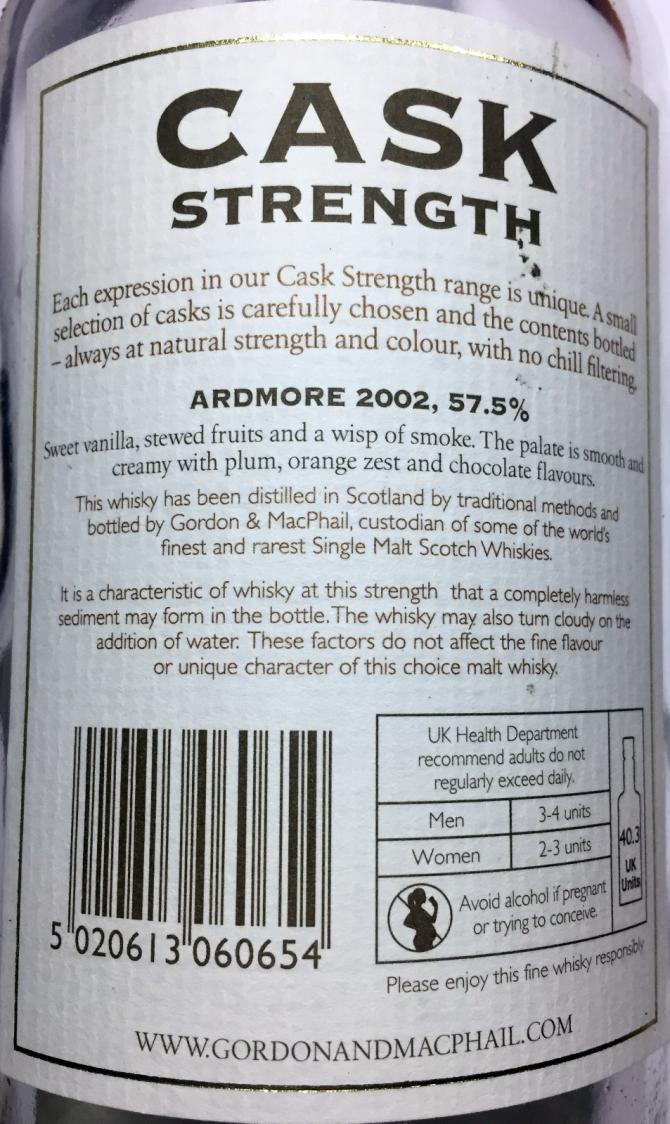 Ardmore 2002 GM