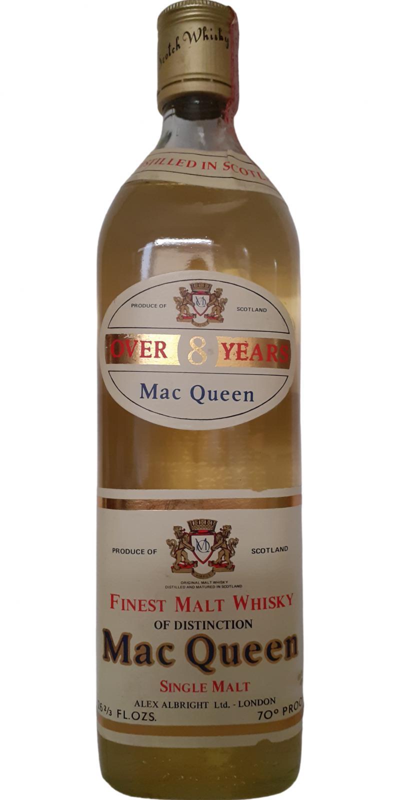 Mac Queen 08-year-old