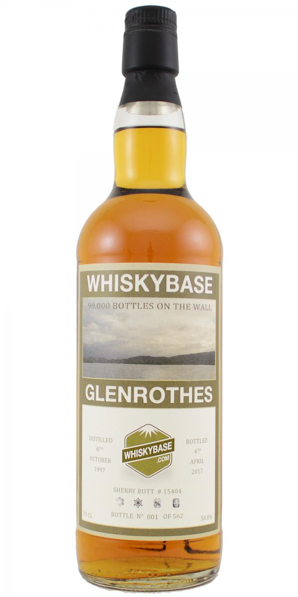 Glenrothes 1997 WB