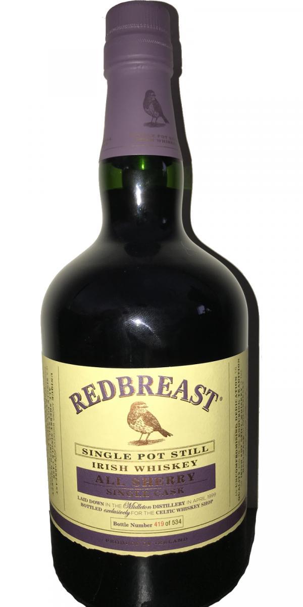 Redbreast 1999