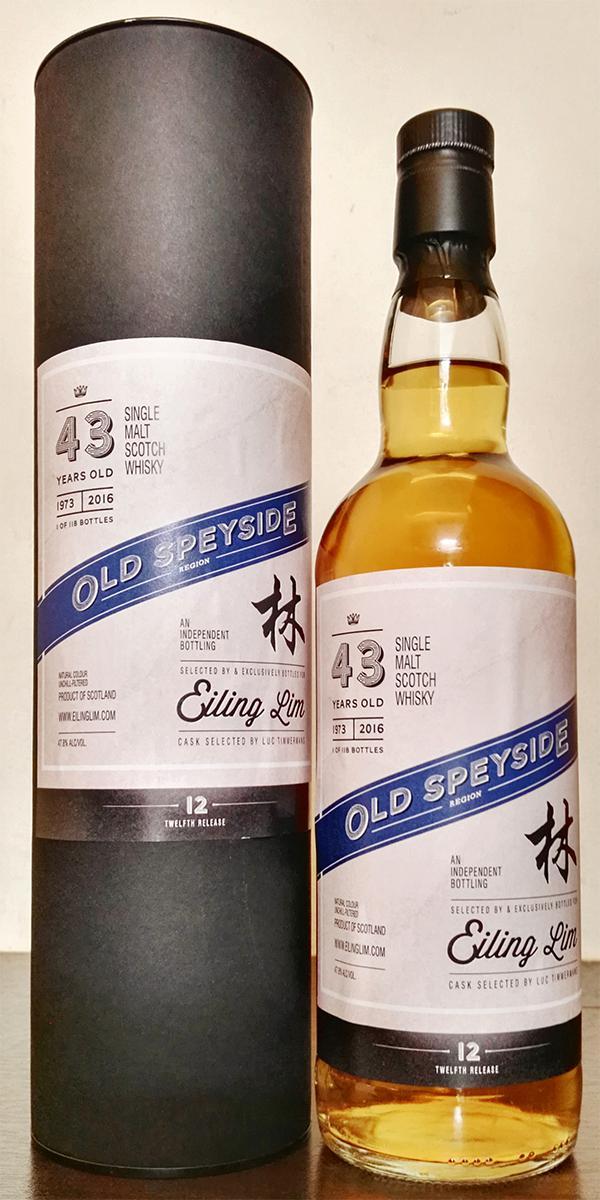 Old Speyside 1973 EL