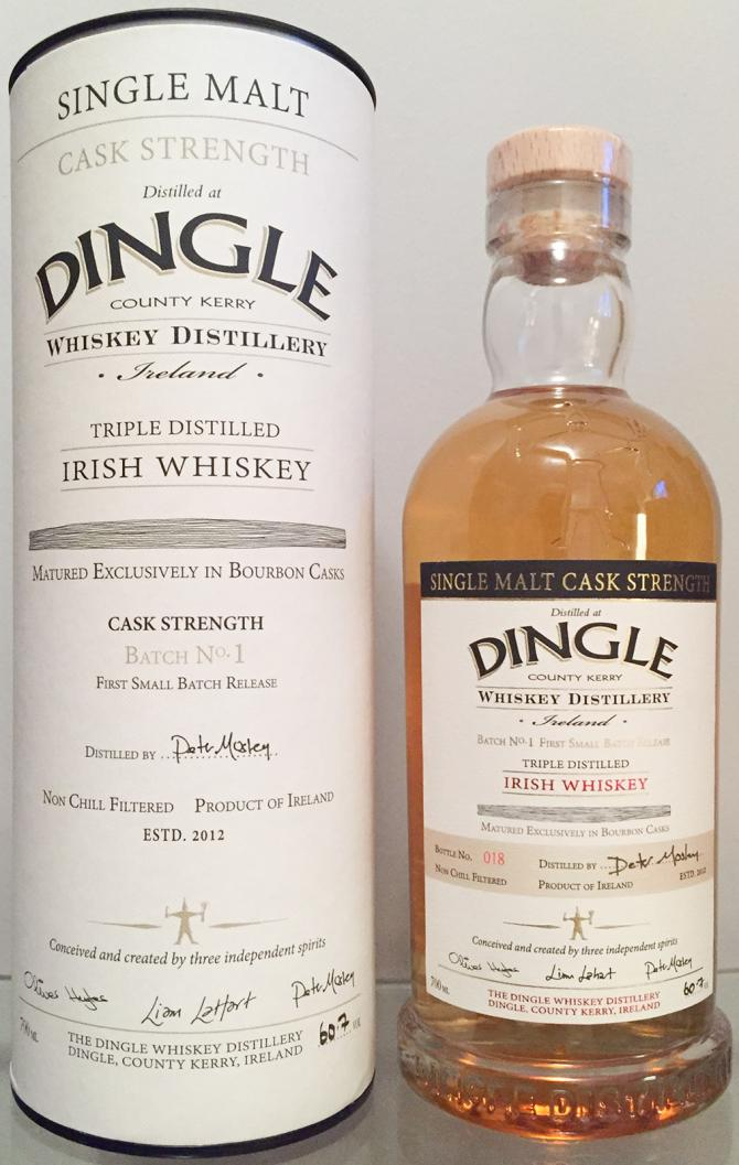 Dingle Single Malt Cask Strength