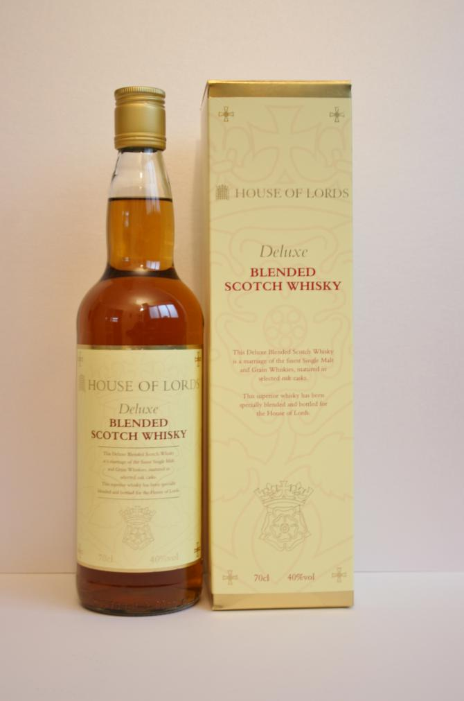 House of Lords Deluxe Blended Scotch Whisky GM
