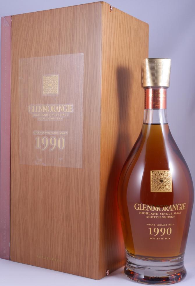Glenmorangie 1990 - Grand Vintage Malt