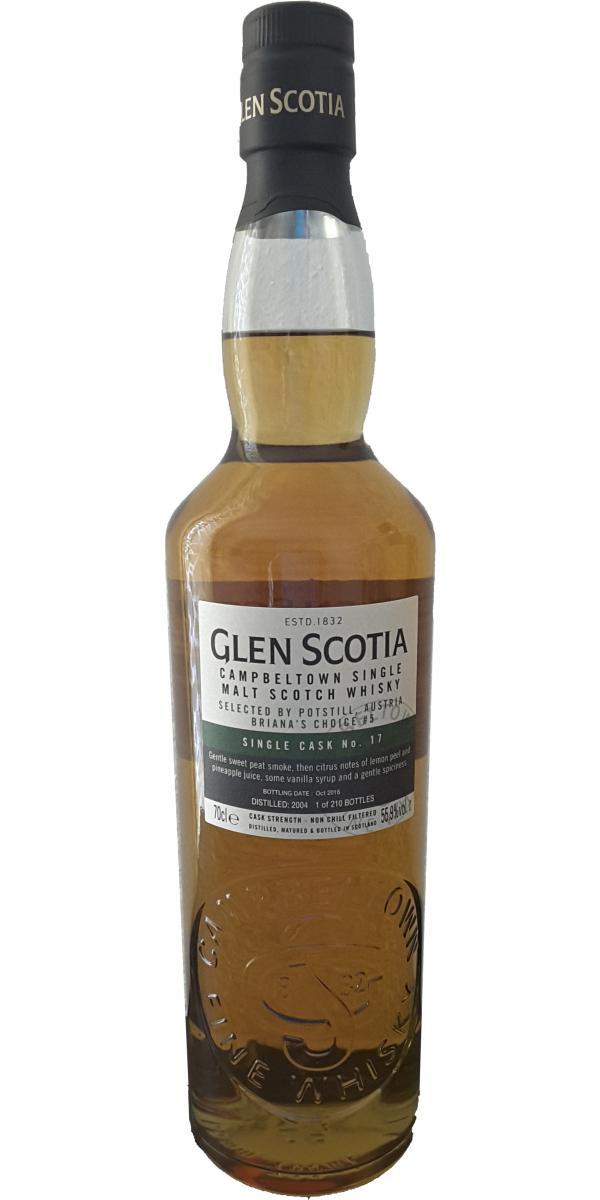 Glen Scotia 2004