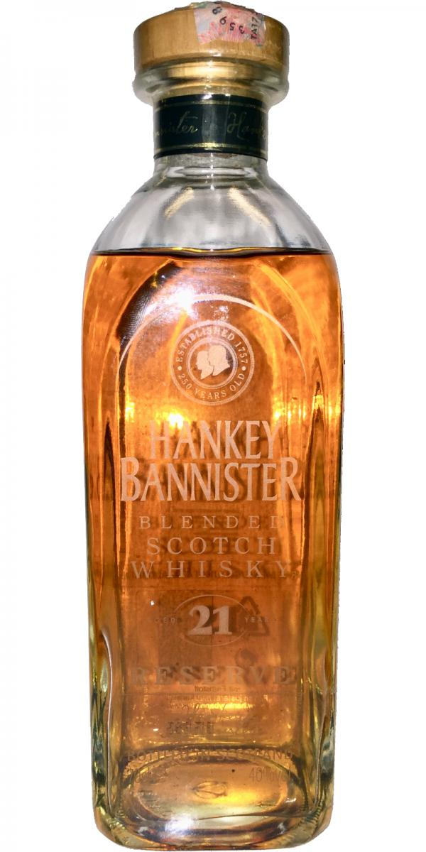 Hankey Bannister 21-year-old