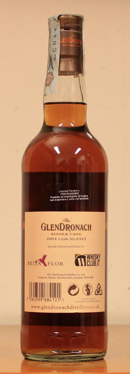 Glendronach 2004
