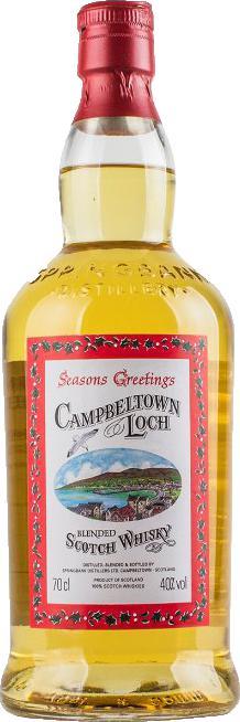 Campbeltown Loch Seasons Greetings SpD