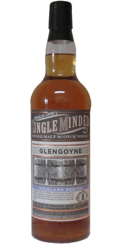 Glengoyne 2007 DL