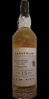 Lagavulin 2001 Casks of Distinction
