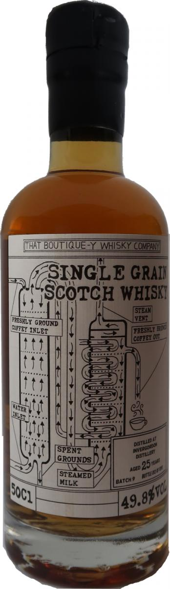 Invergordon Batch 9 TBWC
