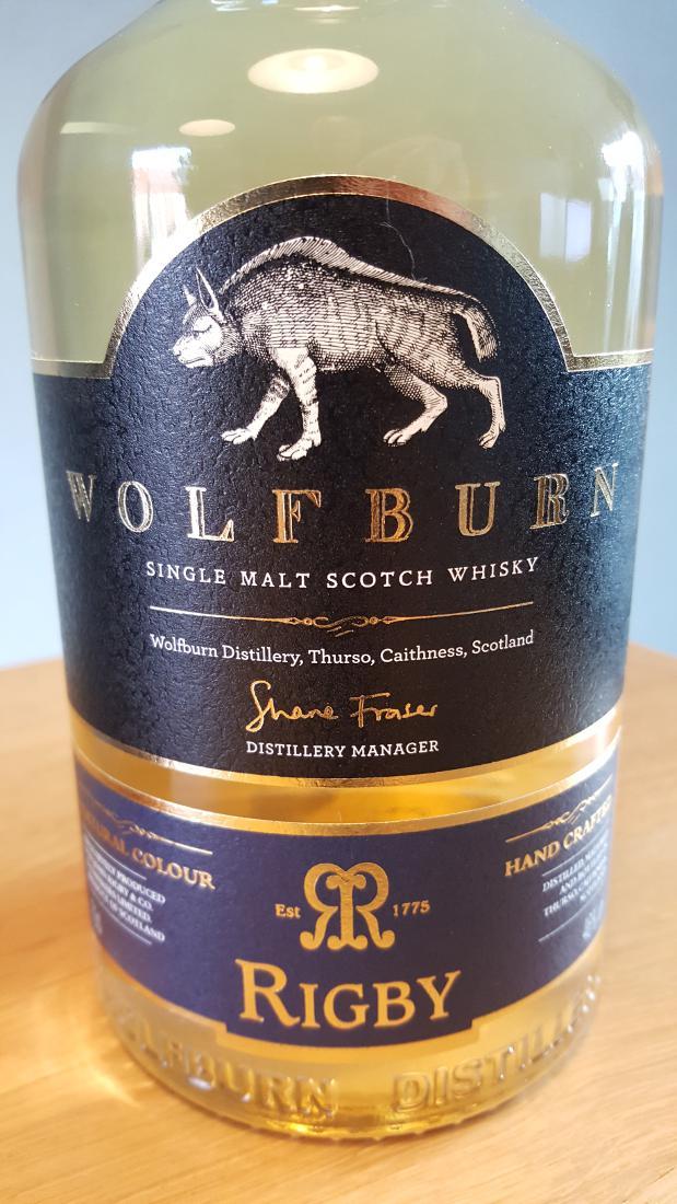 Wolfburn Rigby