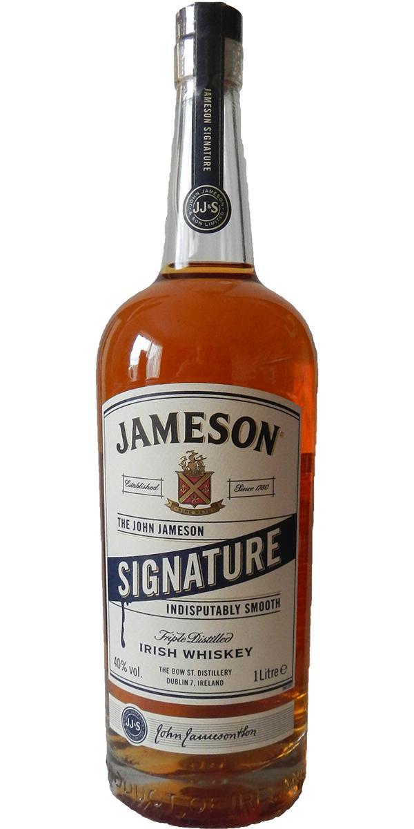 Jameson Signature