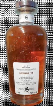 Carsebridge 1976 SV