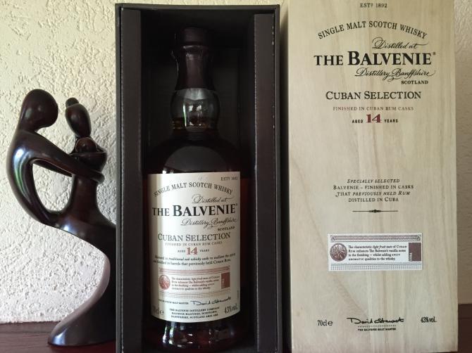 Balvenie 14-year-old Cuban Selection