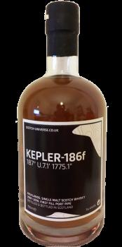 """Scotch Universe Kepler-186F - 187° U.7.1' 1775.1"""""""