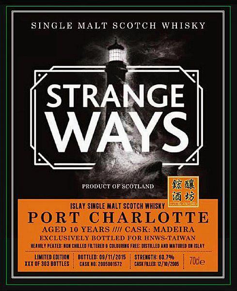 Port Charlotte 2005 - Strange Ways