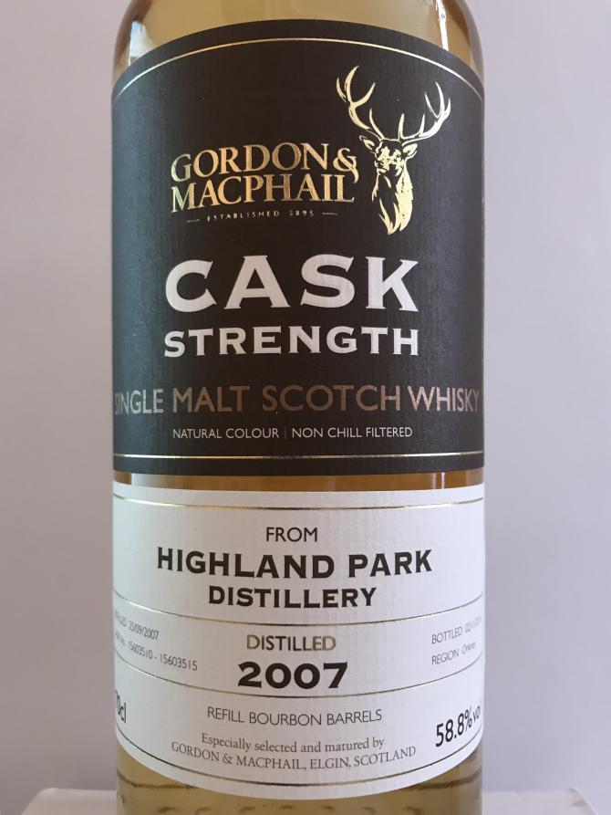 Highland Park 2007 GM